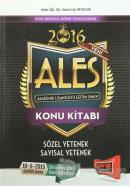 Yargı 2016 ALES Konu Kitabı Sözel Yetenek- Sayısal Yetenek