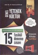 Yargı KPSS Genel Yetenek Genel Kültür 15 Fasikül Deneme Sınavı 2015
