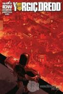 Yargıç Dredd Sayı: 8 - Kapak A