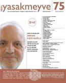 Yasakmeyve Sayı: 75 İki Aylık Şiir Dergisi