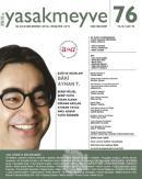 Yasakmeyve Sayı: 76 İki Aylık Şiir Dergisi Eylül / Ekim 2015