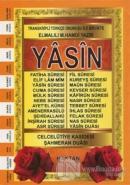 Yasin Karşılıklı Arapça Türkçe Okunuşlu Mealli (Çanta Boy)
