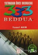 Yatmadan Önce Okunacak 333 Beddua