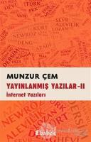 Yayınlanmış Yazılar -2