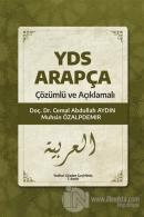 YDS Arapça Çözümlü ve Açıklamalı