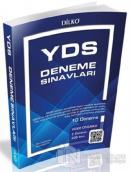 YDS Deneme Sınavları 10 Deneme