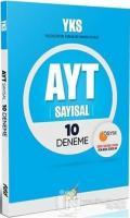 YKS AYT Sayısal 10 Deneme