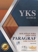 YKS Kolaydan Zora Adım Adım Paragraf Soru Bankası