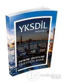 YKSDİL Winner 12.2 Deneme Sınavları Question Bank