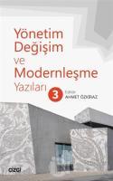 Yönetim Değişim ve Modernleşme Yazıları 3