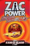 Zac Power Mega Görev 2 - Kırmızı Alarm
