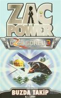 Zac Power Özel Görev 3 - Buzda Takip