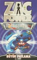 Zac Power Özel Görev 4 - Büyük Patlama