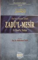 Zadü'l-Mesir Fi ilmi't-Tefsir Cilt: 6 (Ciltli)