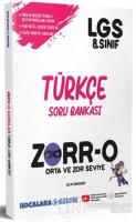 ZORR-O 8.Sınıf LGS Türkçe Soru Bankası