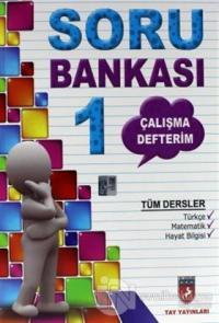 1. Sınıf Çalışma Defterim Tüm Dersler Soru Bankası