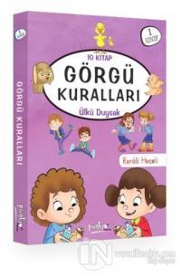 1. Sınıf Görgü Kuralları Serisi (10 Kitap Takım)