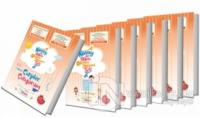 1. Sınıf Kolay ve Akıcı Okuma Yazma Seti (7 Kitap Takım)