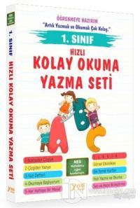 1. Sınıf Okuma Yazma Seti (5 Kitap Takım)