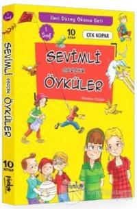 1. Sınıf Sevimli Gerçek Öyküler (10 Kitap Takım)