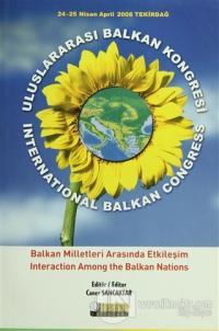 1. Uluslararası Balkan Kongresi