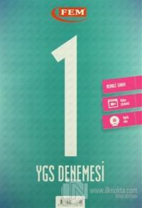 1 YGS Denemesi