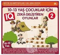 10 - 13 Yaş Çocuklar İçin Zeka Geliştiren Oyunlar %20 indirimli Bahar