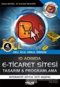 10 Adımda E-Ticaret Sitesi Tasarım ve Programlama