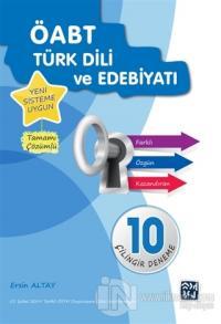10 Çilingir Deneme - Türk Dili ve Edebiyatı ÖABT