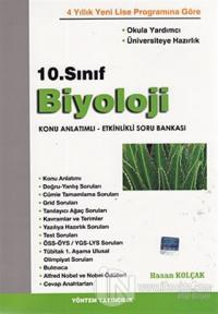 10. Sınıf Biyoloji Konu Anlatımlı - Etkinlikli Soru Bankası