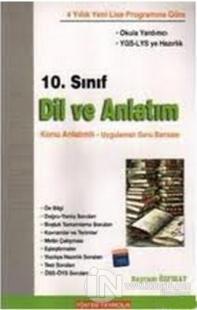 10. Sınıf Dil ve Anlatım Konu Anlatımlı - Uygulamalı Soru Bankası