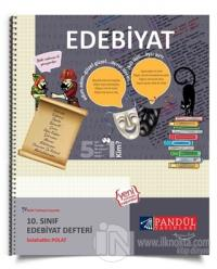 10. Sınıf Edebiyat Defteri