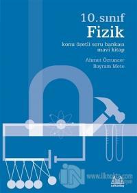 10. Sınıf Fizik Konu Özetli Soru Bankası Mavi Kitap