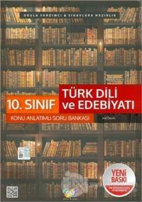 10. Sınıf Türk Dili ve Edebiyatı Konu Anlatımlı Soru Bankası %22 indir