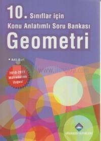 Uğurder 10. Sınıf Geometri Konu Anlatımlı Soru Bankası