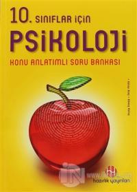 10. Sınıflar İçin Psikoloji Konu Anlatımlı Soru Bankası