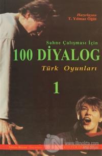 100 Diyalog Cilt 1 Türk Oyunları
