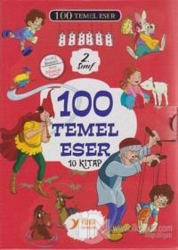 100 Temel Eser 2. Sınıf (10 Kitap Takım)