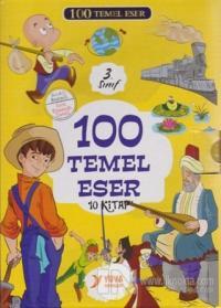 100 Temel Eser 3. Sınıf (10 Kitap Takım)