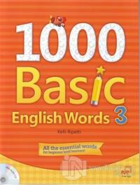 1000 Basic English Words 3 +CD