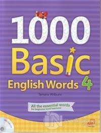 1000 Basic English Words 4 +CD