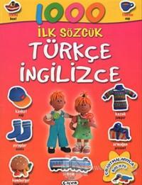 1000 İlk Sözcük Türkçe - İngilizce
