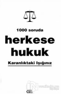 1000 Soruda Herkese Hukuk