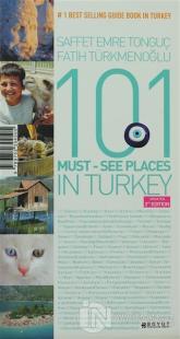 101 Must - See Places in Turkey %25 indirimli Saffet Emre Tonguç