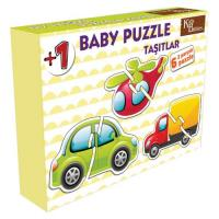 Baby Puzzle Taşıtlar