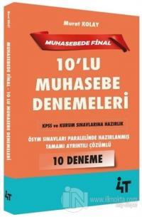 10'lu Muhasebe Denemeleri-Muhasebede Final