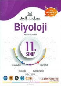 11. Sınıf Biyoloji Akıllı Kitabım