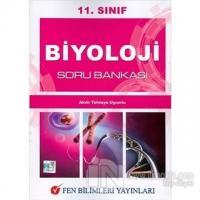 11. Sınıf Biyoloji Soru Bankası Kolektif