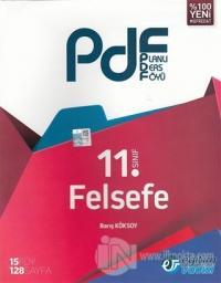 11. Sınıf Felsefe PDF Planlı Ders Föyü