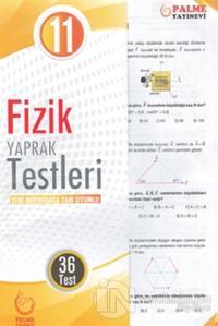 11. Sınıf Fizik Yaprak Testleri